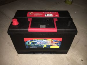 N90mf 12V90ah Maintenance Free Lead Acid Car Storage Battery pictures & photos