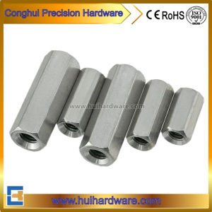 High Quality DIN6334 Hex Coupling Nuts pictures & photos