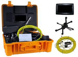 High Resolution 23mm Pushed Drain Camera Inspection System pictures & photos