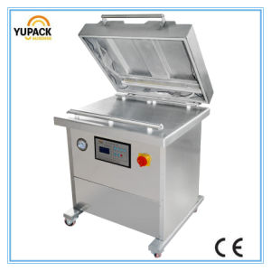 Single Chamber Vacuum Packing Machine&Vacuum Packaging Machine for Food pictures & photos
