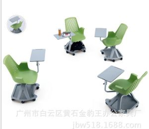 Modern Conference Chairs Conference Furniture Mesh Training Chair (HX-NCD486) pictures & photos
