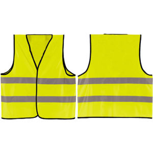 High Visibility Reflective Safety Vest with New Design, Made of 100% Polyester pictures & photos