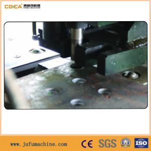 Hydraulic CNC Steel Plate Marking Machine pictures & photos