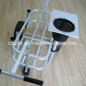 Aluminum Fishing Cart with Front Wheel Fishing product pictures & photos