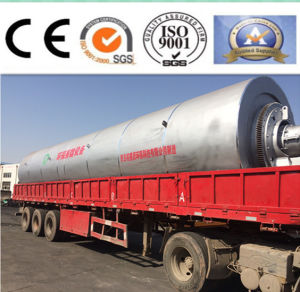 Environmental Protection Waste Tyre Recycling Machine pictures & photos