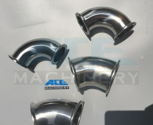 Stainless Steel Threading/Union End 90d Bend (ACE-PJ-B5) pictures & photos