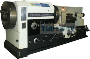 370mm Pipe Threading Lathe / Oilfield Lathe / Oil Country Lathe / Big Bore Lathe (Q-370) pictures & photos