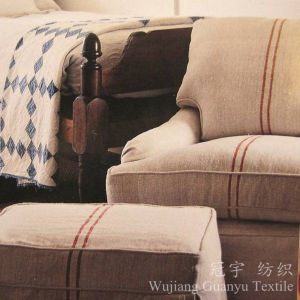Polyester Sofa Fabric Linenette for Furniture Uses pictures & photos