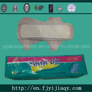 Wholesale Sunnya Girl Sanitary Napkin for Africa Market pictures & photos