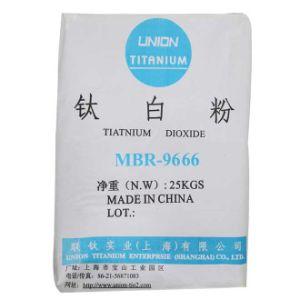 9666 Rutile Titanium Dioxide TiO2 pictures & photos