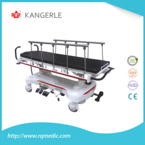 Ce, ISO Electric Transfer Stretcher Cart/Stretcher Trolley pictures & photos