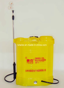 Agricultural Sprayer 18L/ Battery Sprayer (3WBD-18L) pictures & photos