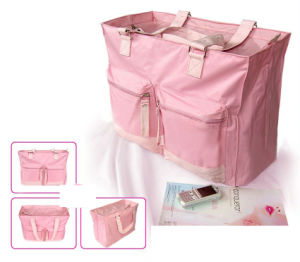 Baby Products with Net Pocket for Bottle for Mama pictures & photos