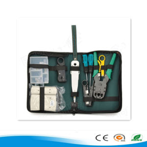9 in 1 Professional Network Computer Maintenance Repair Tool Kit Toolbox pictures & photos