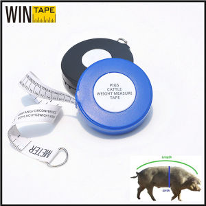 Cow (Pig) Animal Weight Multifunction Tape Measure Upon Your Design pictures & photos