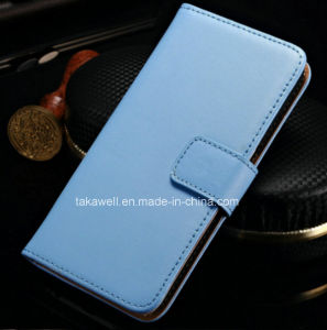 2016 Mobile Phone Accessory Luxury Leather Case Cell Phone Cover Case for Samsung Galaxy S5/S5 Edge pictures & photos