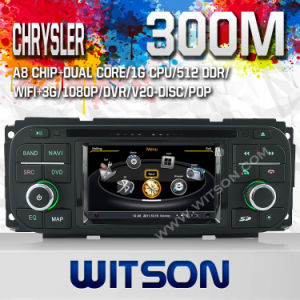 Witson Car Radio for Chrysler Grand Voyager 300m 2002-2004 (W2-C201) pictures & photos