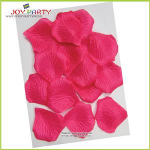 Hot Pink Artificial Rose Petals pictures & photos