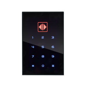 Stand-Alone Blue Backlit Access Control pictures & photos