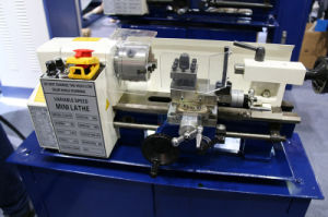 Hobby DIY Bench Mini Lathe Machine (Mini Lathe CJ0618) pictures & photos