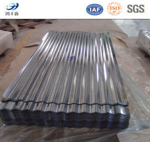 Full Hard Galvanized Corrugated Roof Tile From China pictures & photos
