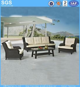 Rattan Furniture 4 PCS Sofa Set pictures & photos