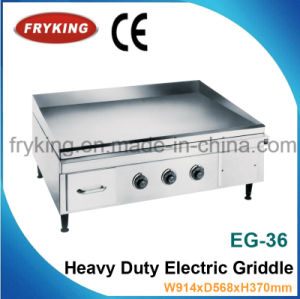 Commercial Heavy Duty Griddle for Restaurant pictures & photos