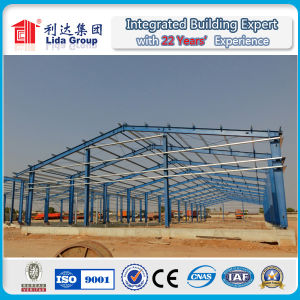 Epoxy Paint Light Steel Structure Warehouse pictures & photos
