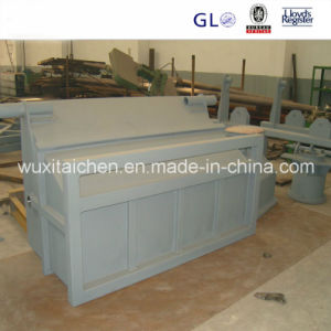 Steel Structure Fabrication Dry Bottom Feed System Top Hopper pictures & photos