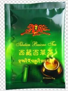 Authentic Tibetan Baicao Tea Herbal Tea Tea Leaf Old Version 10bags/Box pictures & photos