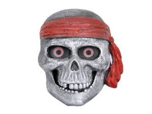 "′numen′ Fiberglass Metal Mesh ""Skull Pirates"" Mask pictures & photos"