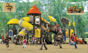 Kids Outdoor Playground for Amusement Park (YQL-0050004)