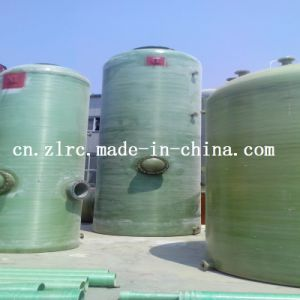 FRP GRP Vertical Tank/ Horizontal Chemical Industry Tank pictures & photos