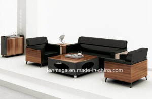 Guangzhou Modern New Design Furniture Office Sofa (FOH-ZS012) pictures & photos