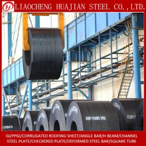Q345b Q235B Ss400 Hot Rolled Steel Carbon Sheet in Coil pictures & photos