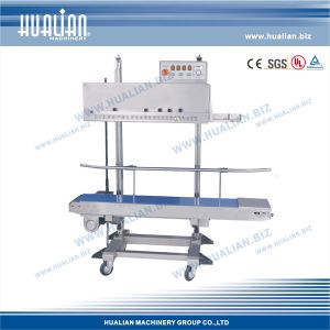 Hualian 2017 Solid-Ink Coding Continuous Band Sealer (FRM-1120LD) pictures & photos