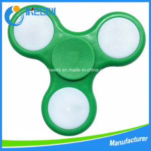 2017 New Fashion Customzied LED Fidget Spinner pictures & photos