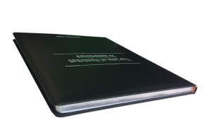 Excellent Design PU Leather Cover Notebook (YY-B0301) pictures & photos