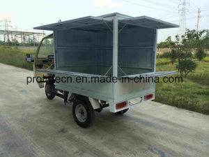 Box Tricycle for Delivery with Front Cabin pictures & photos