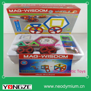 3D Magnetic Toys