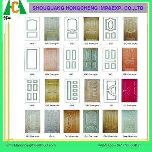 Panel Door Skin Steel Door Skin pictures & photos