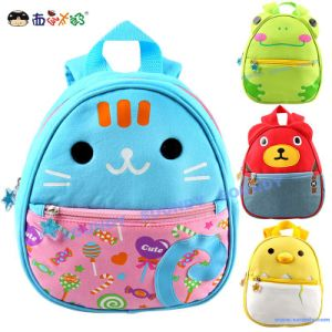 Melon Boy Egg Shaped Kids Backpack