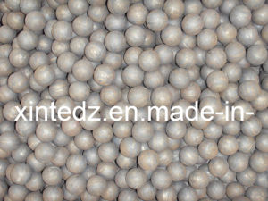Good Quality, No Breakage Forged Steel Ball (dia125mm) pictures & photos