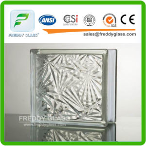 Blue/Green/Clear Cloudy Glass Block/Glass Brick Glass Block pictures & photos