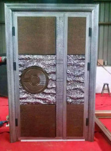 Copper and Aluminium and Wooden Door pictures & photos