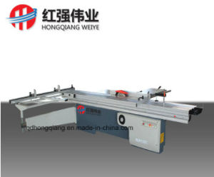 Mj6138c Sliding Table Panel Saw Machines for Wood