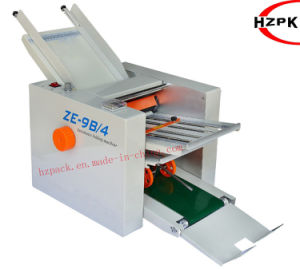 Automatic Paper Folding Machine (ZE series) pictures & photos