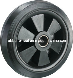 Rubber Wheel (XY-308)