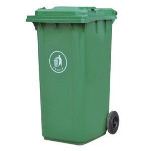 15kg Heavy Plastic Dustbin (FS-80240A) pictures & photos