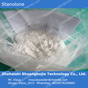 Steroid Powder Stanolone Maintain Muscle Strength 521-18-6
